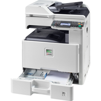Kyocera Ecosys FS-C8525MFP Laser Multifunction Printer - Colour - Plain Paper Print - Desktop