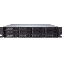 Buffalo TeraStation TS-2RZH24T12D 12 x Total Bays Network Storage Server - 2U - Rack-mountable - Intel Xeon E3-1275 Quad-core (4 Core) 3.40 GHz - 24 TB HDD (12 x 2 T