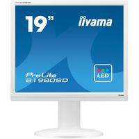 "iiyama ProLite B1980SD 48.3 cm (19"") LED LCD Monitor - 5:4 - 5 ms"