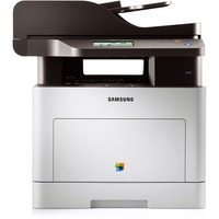 Samsung CLX-6260FW Laser Multifunction Printer - Colour - Plain Paper Print - Desktop