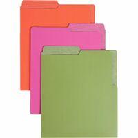 Smead Organized Up? Heavyweight Vertical File Folder