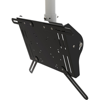 PMVmounts PMVCEILINGSMALL Ceiling Mount for Flat Panel Display - 45.7 cm 18inch to 81.3 cm 32inch Screen Support - Steel