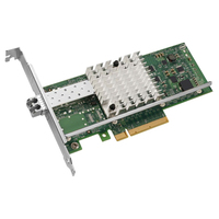 Intel X520-LR1 10Gigabit Ethernet Card for PC - PCI Express x8 - 1 Port(s) - Optical Fiber - Low-profile, Full-height - Bulk
