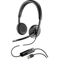 Plantronics Blackwire C520-M Wired Stereo Headset - Over-the-head - Supra-aural - 20 Hz - 20 kHz - USB