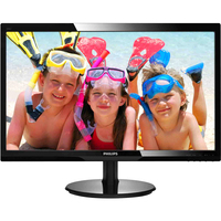 "Philips 246V5LSB 61 cm (24"") LED LCD Monitor - 16:9 - 5 ms"
