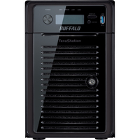 Buffalo TeraStation WS5600D2406 6 x Total Bays Network Storage Server - 1 x Intel Atom D2700 Dual-core (2 Core) 2.13 GHz - 24 TB HDD (6 x 4 TB) - RAID Supported 0, 1