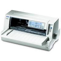 Epson LQ-680 Pro Dot Matrix Printer - Monochrome