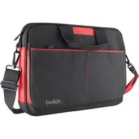 """Belkin Carrying Case (Messenger) for 33 cm (13"""") Notebook - Black, Grey"""