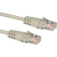 Cables Direct Cat 5e Network Cable - 6m - Blue