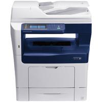 Xerox WorkCentre 3615DN Laser Multifunction Printer - Monochrome - Plain Paper Print - Desktop