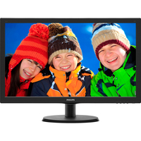 "Philips 223V5LSB2 54.6 cm (21.5"") LED LCD Monitor - 16:9 - 5 ms"
