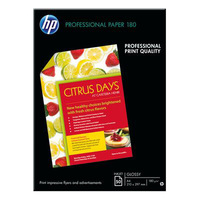 HP C6818A Brochure/Flyer Paper - A4 - 210 mm x 297 mm - Glossy - 50 x Sheet