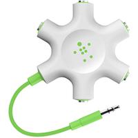 Belkin Rockstar Mini-phone Audio Cable for Audio Device, iPod, iPhone, iPad, MacBook Air, MacBook Pro, Tablet PC, Headphone, Digital Text Reader, Cellular Phone