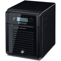 Buffalo TeraStation TS3400D1204 4 x Total Bays NAS Server - Desktop - ARM Dual-core 2 Core 1.33 GHz - 12 TB HDD 4 x 3 TB - 1 GB RAM DDR3 SDRAM - Serial ATA/300 -