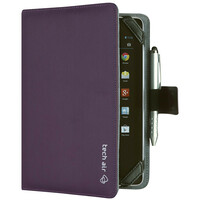 "tech air Carrying Case (Folio) for 17.8 cm (7"") Tablet, Digital Text Reader, iPad mini - Purple"