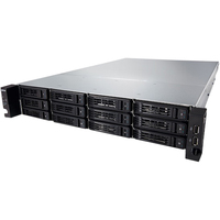 Buffalo TeraStation TS-2RZH48T12D-EU 12 x Total Bays NAS Server - 2U - Rack-mountable - 1 x Intel Xeon E3-1275 Quad-core (4 Core) 3.40 GHz - 48 TB HDD (12 x 4 TB) -