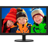 "Philips V-line 223V5LHSB  21.5"" LED LCD Monitor"