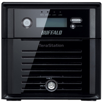 Buffalo TeraStation 4200D 2 x Total Bays NAS Server - Intel Atom D2550 Dual-core (2 Core) 1.86 GHz - 2 GB RAM DDR3 SDRAM - Serial ATA/300 - RAID Supported 0, 1, JBOD