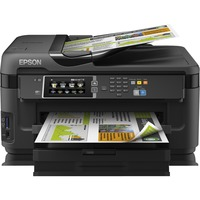 Epson Wf-7610DWF Inkjet Multifunction Printer - Colour - Plain Paper Print - Desktop