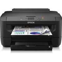 Epson WorkForce WF-7110DTW Inkjet Printer - Colour - 600 x 600 dpi Print - Plain Paper Print - Desktop