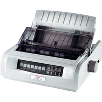 Oki MICROLINE 5590 Dot Matrix Printer - Monochrome