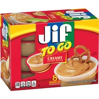 Jif Folgers To Go Creamy Peanut Butter Cups 24136