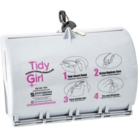 Tough Tidy Girl Feminine Hygiene Bags Dispenser