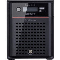 Buffalo TeraStation TS4200D 2 x Total Bays NAS Server - Desktop - Intel Atom D2550 Dual-core (2 Core) 1.86 GHz - 8 TB HDD - 2 GB RAM DDR3 SDRAM - Serial ATA/3000, 1,