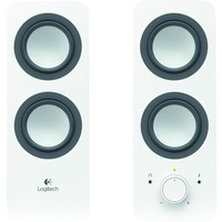 Logitech Z200 - Speakers - white