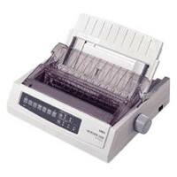 Oki MICROLINE ML3321ECO Dot Matrix Printer - Monochrome