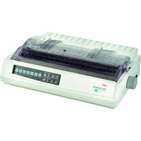 Oki ML3391ECO Dot Matrix Printer - Monochrome