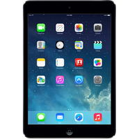 "Apple iPad mini ME820B/A 32 GB Tablet - 20.1 cm (7.9"") - In-plane Switching (IPS) Technology, Retina Display - Wireless LAN - Apple A7 1.30 GHz - Space Gray"