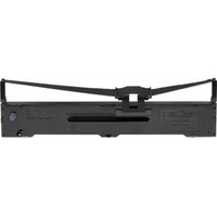 Epson C13S015337 Ribbon Cartridge - Black - Dot Matrix - 5000000 Character - 1 Pack