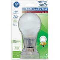 GE Lighting Bright Energy Smart 20W CFL Bulb photo