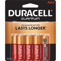 Duracell Quantum Advanced Alkaline AA Battery - QU1500 (Technology Power & Backup Batteries Aaa Batteries) photo