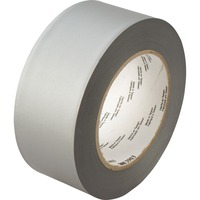 General-purpose tape is ideal for a variety of purposes. It able to withstand temperatures up to 200 degrees Fahrenheit/93 degrees Celsius for up to 30 minutes, ensuring durable and reliable service when used for general shop and temporary repair applications. Its high tensile strength makes it ideal for bundling materials. It works well for process tagging, marking, color-coding, identification and enhancing decor. The tape tears easily, across or down, without curling.