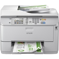 Epson WorkForce Pro WF-5620DWF Inkjet Multifunction Printer - Colour - Plain Paper Print