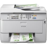 Epson WorkForce Pro WF-5620DWF Inkjet Multifunction Printer - Colour - Plain Paper Print