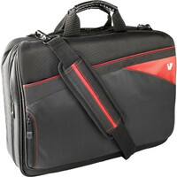 "V7 Edge Carrying Case for 40.6 cm (16"") Notebook - Black"