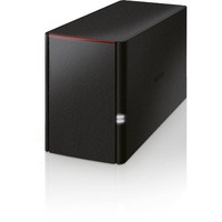 Buffalo LinkStation 220 2 x Total Bays NAS Server - External - Marvell ARMADA 370800 MHz - 2 TB HDD (2 x 1 TB) - 256 MB RAM DDR3 SDRAM - Serial ATA/300 - RAID Suppor
