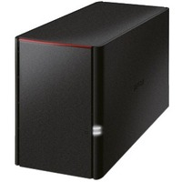 Buffalo LinkStation 220 2 x Total Bays NAS Server - External - Marvell ARMADA 370800 MHz - 6 TB HDD 2 x 3 TB - 256 MB RAM DDR3 SDRAM - Serial ATA/300 - RAID Suppor