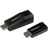 StarTech.com Samsung XE303 Chromebook VGA and Ethernet Adapter Kit - HDMI to VGA - USB 2.0 to Ethernet