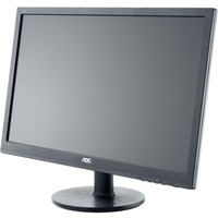 "AOC Value E2460SH 24"" LED Monitor - 16:9 - 1 ms"