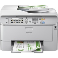 Epson WorkForce Pro WF-5690DWF Inkjet Multifunction Printer - Colour - Plain Paper Print - Desktop