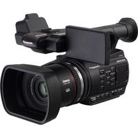 "Panasonic AVCCAM AG-AC90 Digital Camcorder - 8.9 cm (3.5"") LCD - MOS - Full HD - 16:9 - AVCHD, H.264/MPEG-4 AVC - 12x Optical Zoom - 10x Digital Zoom - Optical (IS)"