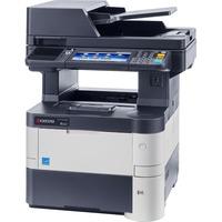 Kyocera Ecosys M3040IDN Laser Multifunction Printer - Monochrome - Plain Paper Print - Desktop