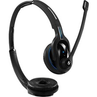 Sennheiser MB Pro 2 UC ML Wireless Bluetooth Stereo Headset - Over-the-head - Supra-aural - 25 m - 150 Hz - 15 kHz