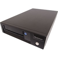 Quantum LTO-4 Tape Drive - 800 GB (Native)/1.60 TB (Compressed) - SAS - 1/2H Height - Tabletop - Linear Serpentine