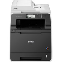 Brother DCP DCP-L8400CDN Laser Multifunction Printer - Colour - Plain Paper Print - Desktop