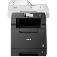 Brother DCP DCP-L8450CDW Laser Multifunction Printer - Colour - Plain Paper Print - Desktop